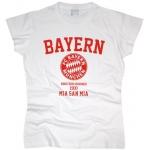 Футболка Бавария женская см. другие цвета