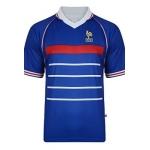 Футболка сборной Франции 1998 (основная). Доставка ~ 3 недели. Топ-качество!
