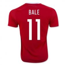 Футболка (форма) сборной Уэльса 2016 Бейл (основная). Доставка ~ 2 недели. Качество оригинала! - фото 1